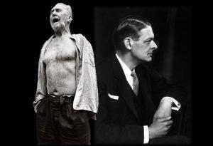 Eliot e Pound: poeti, amici.
